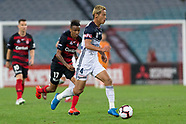 2019 A-League - Western Sydney Wanderers v Melbourne Victory