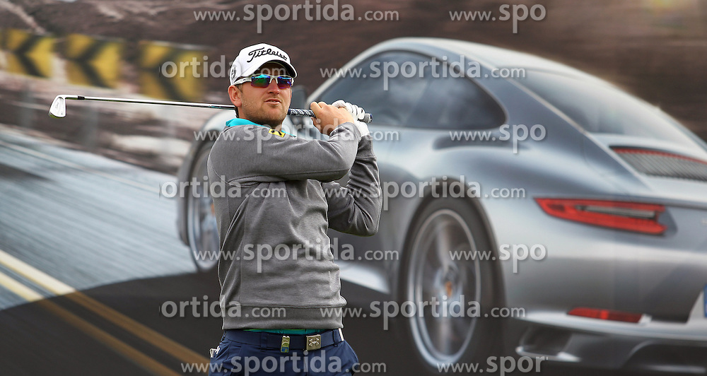 24.09.2015, Beckenbauer Golf Course, Bad Griesbach, GER, PGA European Tour, Porsche European Open, im Bild Bernd Wiesberger // during the European Tour, Porsche European Open Golf Tournament at the Beckenbauer Golf Course in Bad Griesbach, Germany on 2015/09/24. EXPA Pictures &copy; 2015, PhotoCredit: EXPA/ SM<br /> <br /> *****ATTENTION - OUT of GER*****