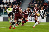 Juventus-Torino - Quarti di finale Tim Cup - Nella foto:  Douglas Costa segna il gol dell' 1 a 0