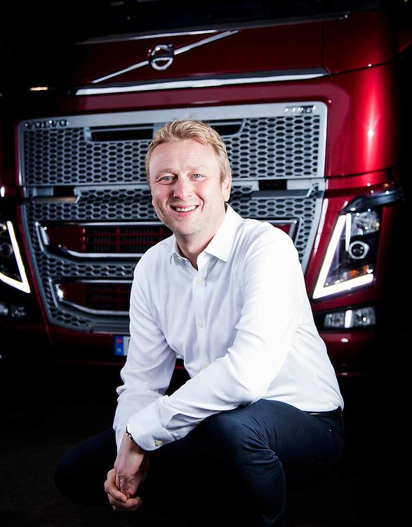 OSLO 2016-02-10: Administrerende direkt&oslash;r i Volvo Norge, Waldemar Christensen.<br /> CEO of Volvo Norway, Waldemar Christensen. FOTO:&nbsp;WERNER&nbsp;JUVIK