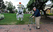 Pennsylvania: Peddler's Village Scarecrow Festival, 28 September 2016