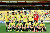 20160320 A League Football - Wellington Phoenix v Perth Glory