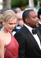 Nicole Kidman, Lee Daniels,  at The Paperboy gala screening red carpet at the 65th Cannes Film Festival France. Thursday 24th May 2012 in Cannes Film Festival, France.