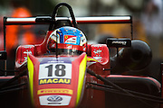 November 16-20, 2016: Macau Grand Prix. 18 ZHOU Guan Yu, Motopark