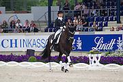 Danielle Heijkoop - Siro<br /> CHIO Aachen 2012<br /> © DigiShots