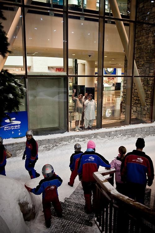 Ski Dubai, Mall of the Emirates, Dubai, UAE Archive of images of Dubai by Dubai photographer Siddharth Siva
