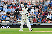 Moeen Ali of England during the first day of the 4th SpecSavers International Test Match 2018 match between England and India at the Ageas Bowl, Southampton, United Kingdom on 30 August 2018.