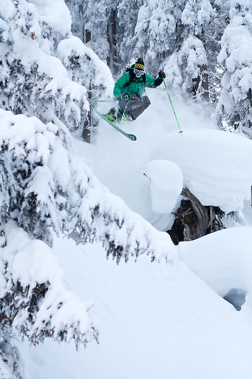 Skiing, Davos, Switzerland