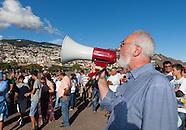 Manifestação de indignação 2012