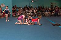 Lakes Region Gymnastics open house event Friday, June 21, 2013.  Karen Bobotas/for the Laconia Daily Sun