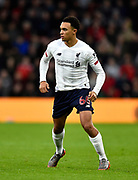Trent Alexander-Arnold (66) of Liverpool during the Premier League match between Bournemouth and Liverpool at the Vitality Stadium, Bournemouth, England on 7 December 2019.