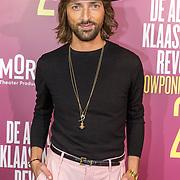 NLD/Amsterdam/20191007 - Premiere van De Alex Klaasen Revue - Showponies 2, Tommy Driessen