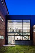 School of Dance at University of North Carolina Greensboro   VINES Architecture   Greensboro, North Carolina