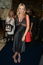GRETA BELLAMACINA at the De Beers Moments in Light - a celebration of telented women in association with Women For Women International featuring photographs by Mary McCartney held at Claridge's, Brook Street, London on 18th September 2015.