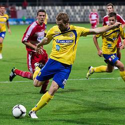 20120922: SLO, Football - PrvaLiga NZS, FC Luka Koper vs NK Aluminij