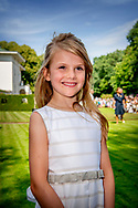 SOLLIDEN OLAND - Princess Estelle Crown Princess Victoria's 41st birthday, Oland, Sweden - 14 Jul 2018 ROBIN UTRECHT