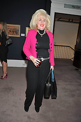 DR MARGARIETTA RAKUS at a party to celebrate the publication of Elena Makri Liberis's book 'Every Month, Same day' held at Sotheby's, 34-35 New Bond Street, London on 5th May 2009.