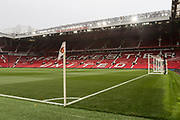 General view of Old Trafford before the EFL Cup match between Manchester United and Burton Albion at Old Trafford, Manchester, England on 19 September 2017. Photo by Richard Holmes.