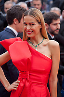 Petra Nemcova at the La Belle Epoque gala screening at the 72nd Cannes Film Festival Monday 20th May 2019, Cannes, France. Photo credit: Doreen Kennedy
