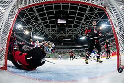 Masahito Haruna of Japan during at ice-hockey match between Slovenia and Japan at IIHF World Championship DIV. I Group A Slovenia 2012, on April 16, 2012 at SRC Stozice, Ljubljana, Slovenia. (Photo By Matic Klansek Velej / Sportida.com)