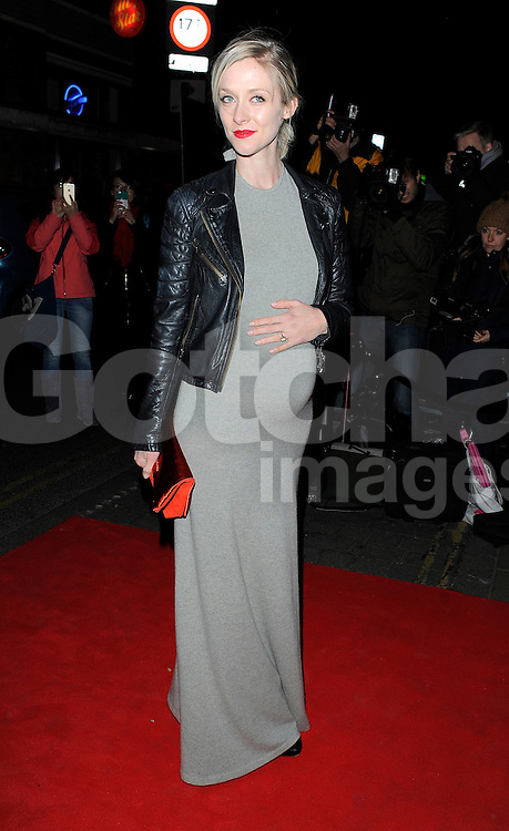 Portia Freeman attends the YSL Beauty: YSL Loves Your Lips party at The Boiler House,The Old Truman Brewer in London, UK. 20/01/2015<br />