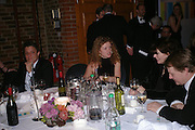 Susan Fletcher. 2004 Whitbread Book Awards. The Brewery, Chswell st. London EC1. 25 January 2005. ONE TIME USE ONLY - DO NOT ARCHIVE  © Copyright Photograph by Dafydd Jones 66 Stockwell Park Rd. London SW9 0DA Tel 020 7733 0108 www.dafjones.com