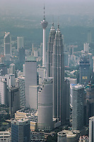 Petronas Towers & KL Tower