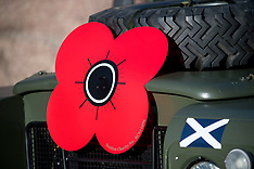 Poppy Day 2017 | Edinburgh | 2 November 2017