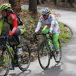 Ronde van Gelderland 2012 Marlen Johrend, Kelly Markus