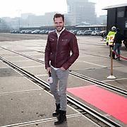 NLD/Amersfoort/20180327 - Maxima bij jubileum Het begint met Taal, SBS Shownieuws verslaggever Marius Looijmans