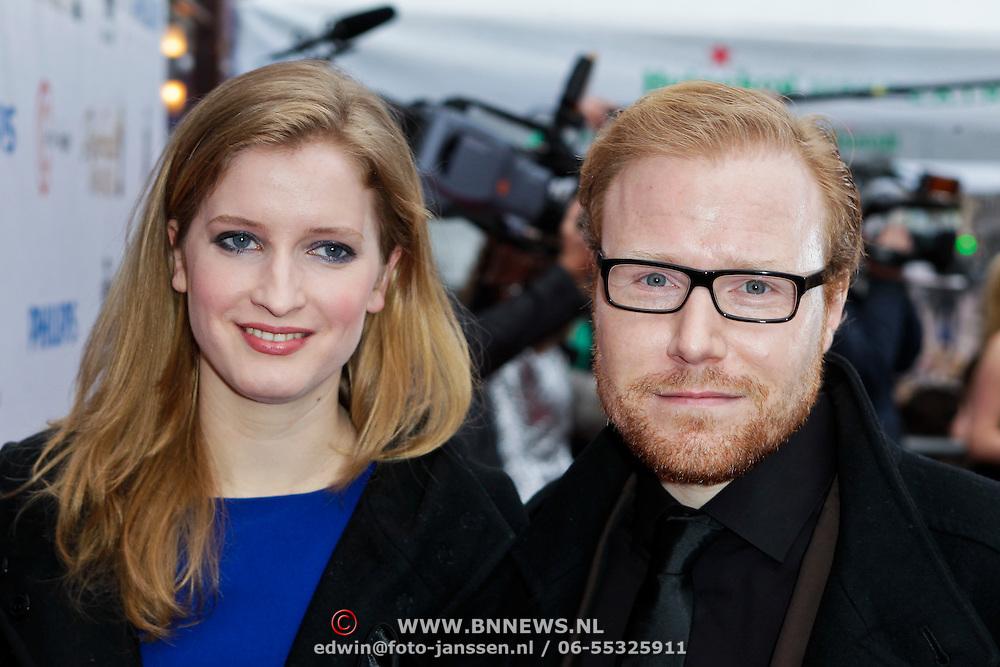 NLD/Amsterdam/20120312 - Uitreiking Rembrandt Awards 2012, Jochem ten Haaf