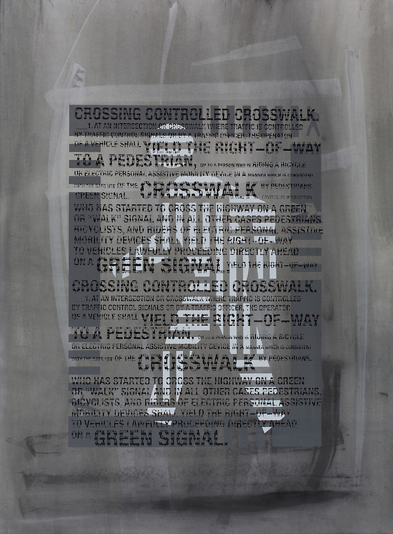 Silk Screen Print by Steven Driscoll Hixson