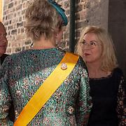 NLD/Den Haag/20180918 - Prinsjesdag 2018, Prinses Laurentien