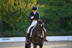 Bastaens Magali (BEL) - Topaz<br /> European Championships Junior 2010<br /> © Hippo Foto - Leanjo de Koster