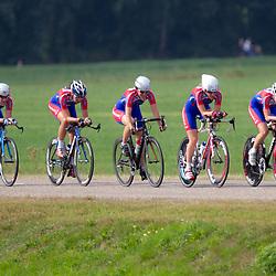 Boels Rental Ladies Tour Coevorden TTT 16th Peoples Trust Ladies CyclingAagtje Dijkman, Mariel Borgerink, Ingeborg Kreuze, Judith Jelsma, Miriam Lassche, Nathalie Jolink