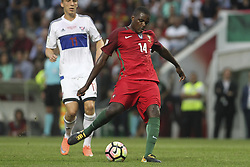 August 31, 2017 - Porto, Porto, Portugal - Portugal's midfielder William Carvalho during the FIFA World Cup Russia 2018 qualifier match between Portugal and Faroe Islands at Bessa Sec XXI Stadium on August 31, 2017 in Porto, Portugal. (Credit Image: © Dpi/NurPhoto via ZUMA Press)