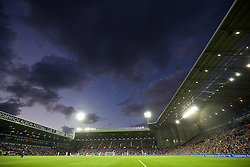 WEST BROMWICH, ENGLAND - Monday, August 10, 2015: A general view of the Hawthorns during the Premier League match between West Bromwich Albion and Manchester City at the Hawthorns. (Pic by David Rawcliffe/Propaganda)