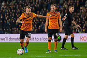 Goal Kamil Grosicki of Hull City scores a goal from a free kick to make it 1-2 during the The FA Cup match between Hull City and Chelsea at the KCOM Stadium, Kingston upon Hull, England on 25 January 2020.