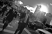 Crossing 16th Street