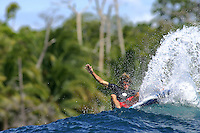 Surfing Mentawai Islands, Indonesia