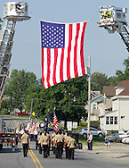 Middletown, New York - The Middletown and Town of Wallkill Memorial Day Parade was held on May 28, 2012, beginning at the Town of Wallkill Memorial Park and ending at Thrall Park.