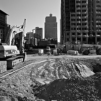 Transbay Center Construction