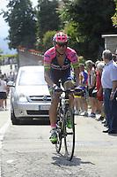 Pozzato Filippo - Lampre Merida - 27.06.2015 - Championnat d'Italie 2015 -Turin<br />Photo : Sirotti / Icon Sport