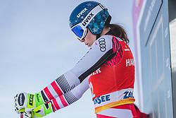 09.01.2020, Keelberloch Rennstrecke, Altenmark, AUT, FIS Weltcup Ski Alpin, Abfahrt, Damen, 1. Training, im Bild Christine Scheyer (AUT) // Christine Scheyer of Austria during her 1st training run for the women's Downhill of FIS ski alpine world cup at the Keelberloch Rennstrecke in Altenmark, Austria on 2020/01/09. EXPA Pictures © 2020, PhotoCredit: EXPA/ Johann Groder