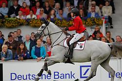Kraut, Laura (USA) Zeremonie<br /> Aachen - CHIO 2016<br /> © Stefan Lafrentz