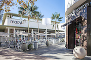 Outdoor Dining by Macy's and Corner Bakery Cafe at Shops on Lake Ave Pasadena