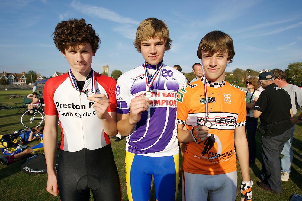 THE Sussex track championships at Preston Park Velodrome