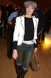ANNABEL NIELSON former wife of the Hon.Nat Rothschild at the annual Laurent Perrier Pink Party held at The Sanderson Hotel, Berners Street, London on 27th April 2005.<br /><br />NON EXCLUSIVE - WORLD RIGHTS