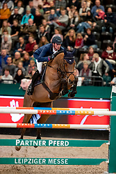 Deusser Daniel, GER, Killer Queen Vdm<br /> Leipzig - Partner Pferd 2019<br /> © Hippo Foto - Stefan Lafrentz