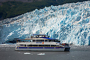Glacier tour in Kenai Fjords National Park, Alaska